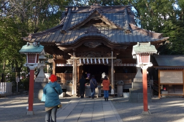 tanashi-shrine